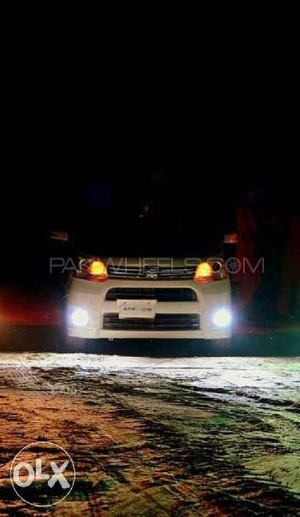 Daihatsu Move Custom RS 2012 Image-1