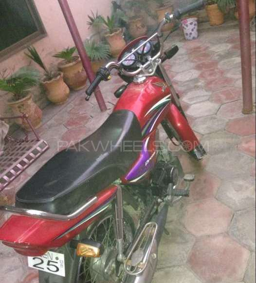 Honda CD 70 Dream 2013 Image-1