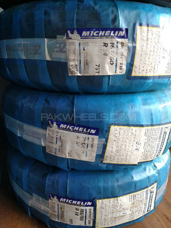 Michelin 165/60 R14 for daihatsu mira Image-1