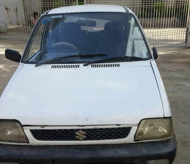 Suzuki Mehran VXR (CNG) 1996 Image-1