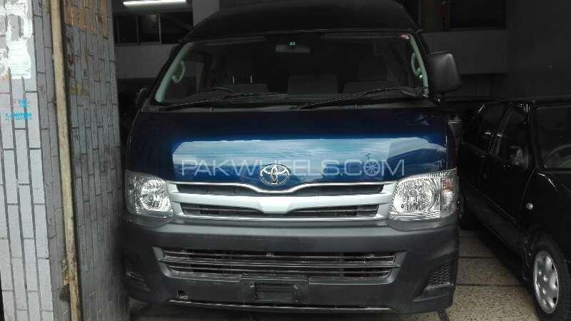 Toyota Hiace GL 2011 Image-1