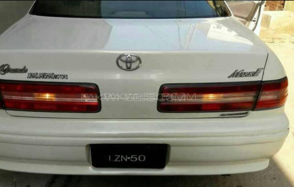 Toyota Mark II Grande 2.5 1997 Image-1