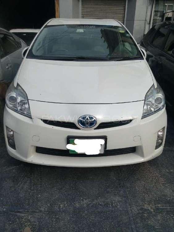 Toyota Prius S Touring Selection 1.8 2010 Image-1