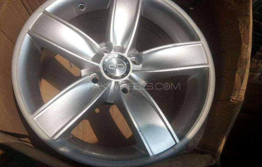 15 inch alloy rims 878 Image-1