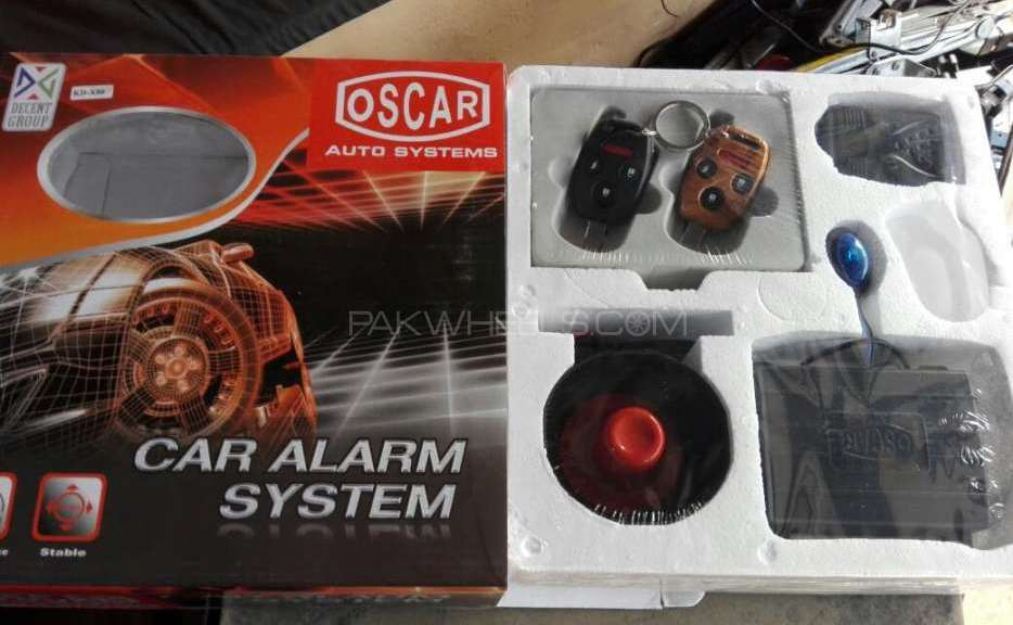 Auto security system Image-1