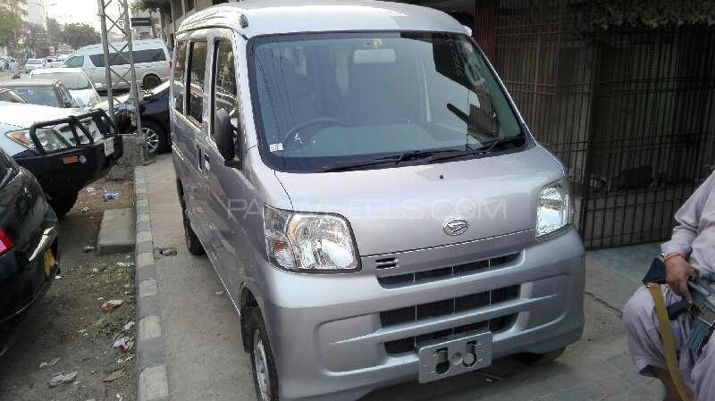 Daihatsu Hijet Basegrade 2014 Image-1