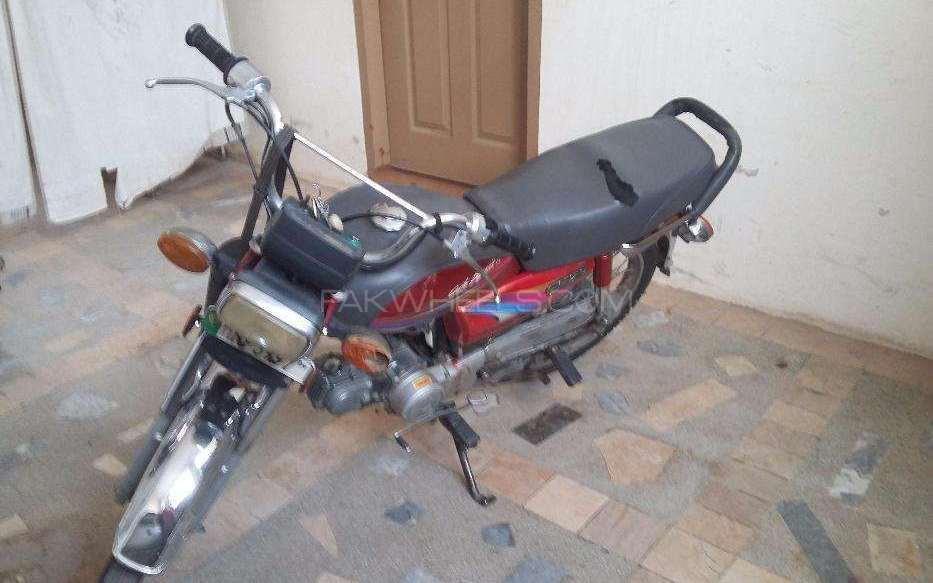 Honda CD 70 2009 Image-1