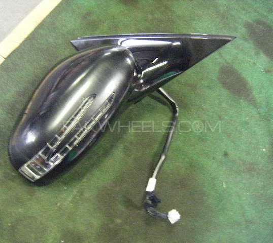 Mercidez benz S550L 2008 midel led side mirror right side Image-1