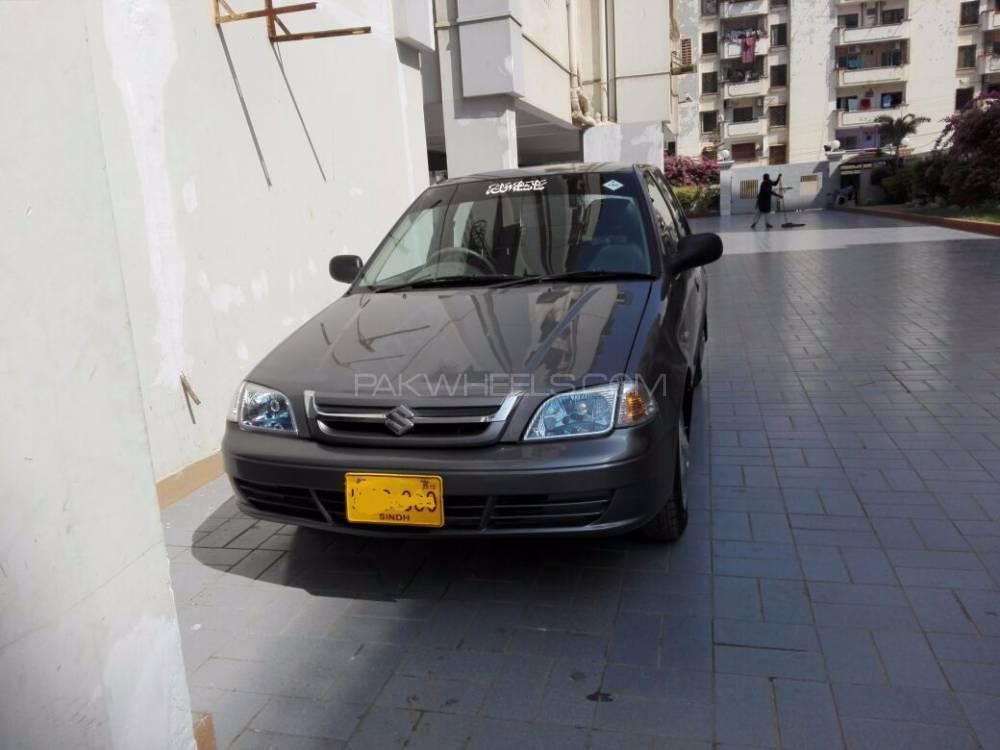 Suzuki Cultus Euro II (CNG) 2015 Image-1