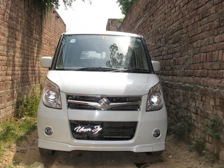 Suzuki Palette Sw Limited 2008 Image-1