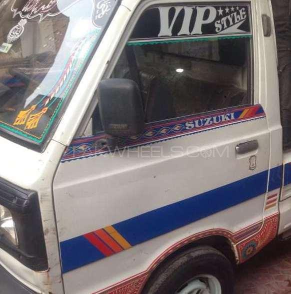 Suzuki Ravi 1992 Image-1