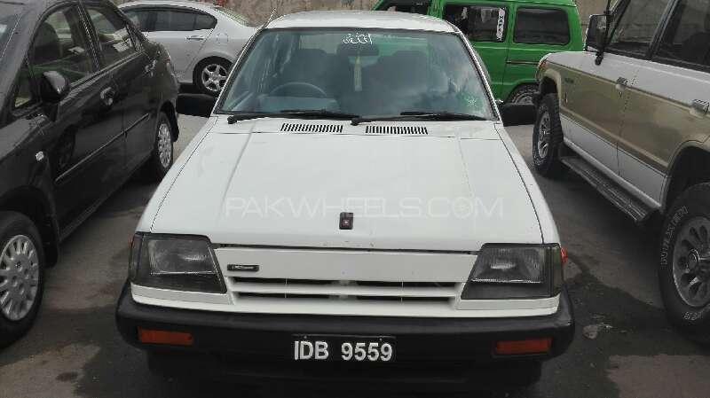 Suzuki Swift 1987 Image-1