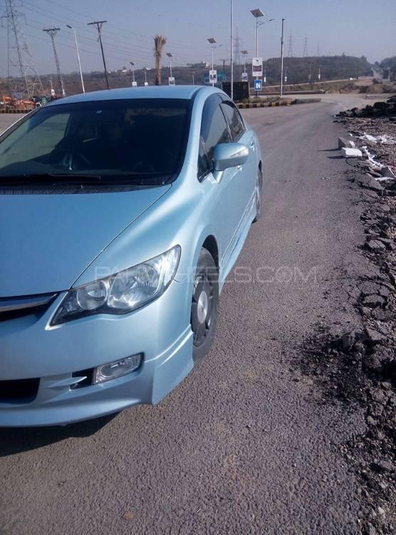Honda Civic Hybrid MXB 2007 Image-1