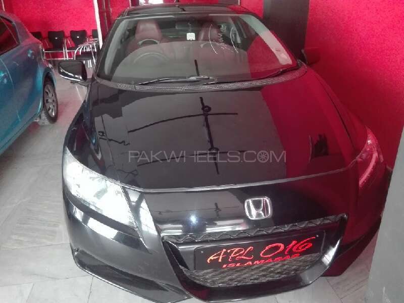 Honda CR-Z Sports Hybrid Alpha 2010 Image-1