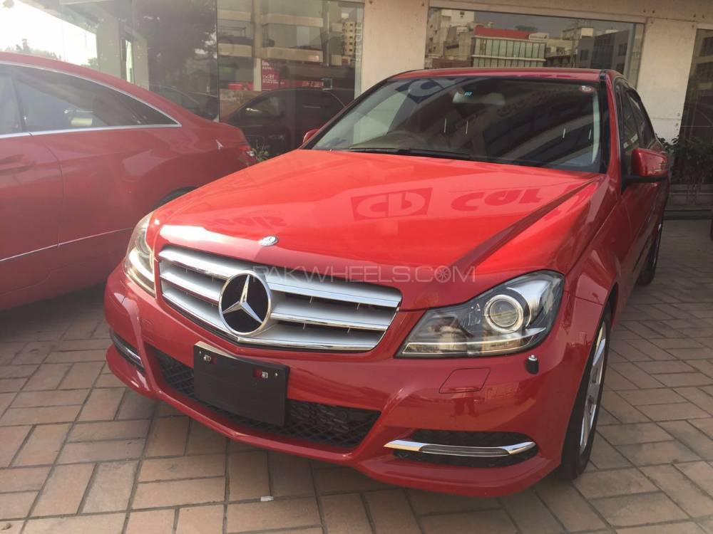Mercedes benz c class c180 2013 for sale in karachi for C180 mercedes benz