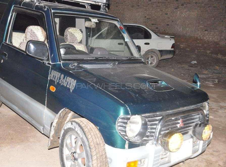 Mitsubishi Pajero Mini VR 2007 Image-1