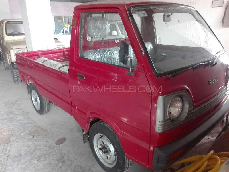 Suzuki Carry Standard 1992 Image-1
