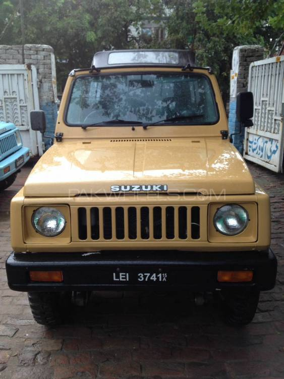 Suzuki Sj410 1988 Image-1