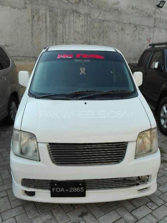 Suzuki Wagon R 2003 Image-1