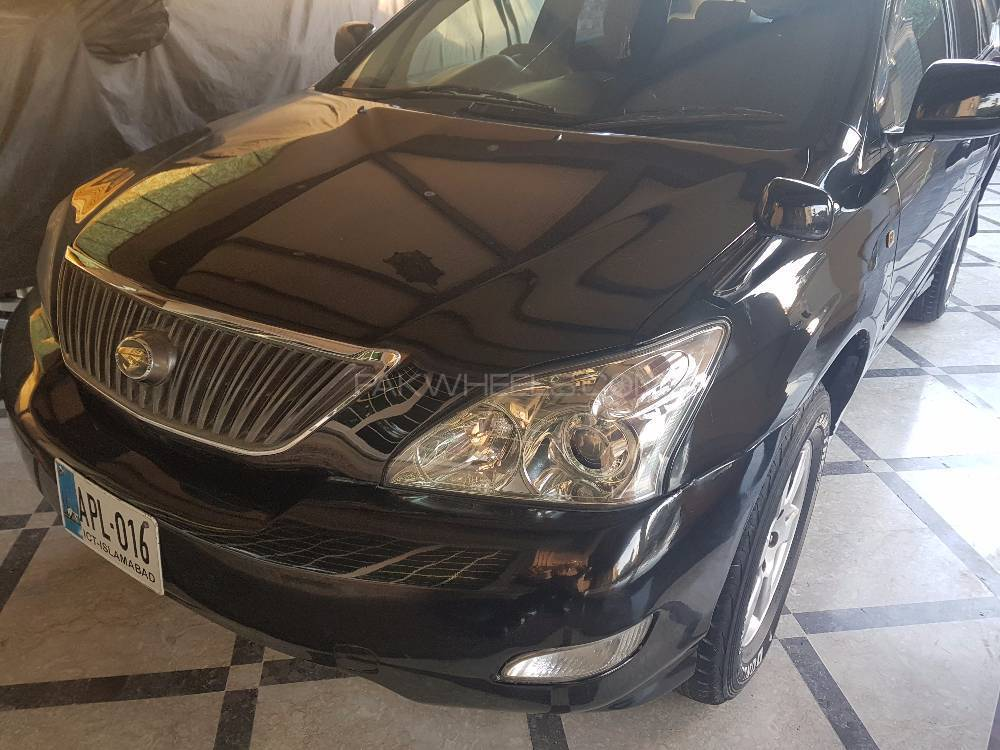 Toyota Harrier 2004 Image-1