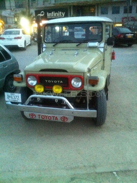 Toyota Land Cruiser 1984 Image-1