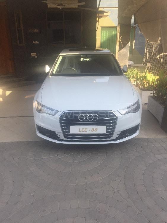 Audi A6 2016 Image-1