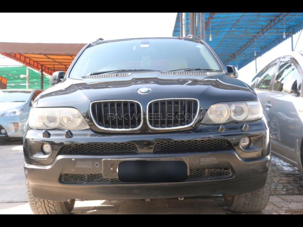 BMW X5 Series xDrive50i 2006 Image-1