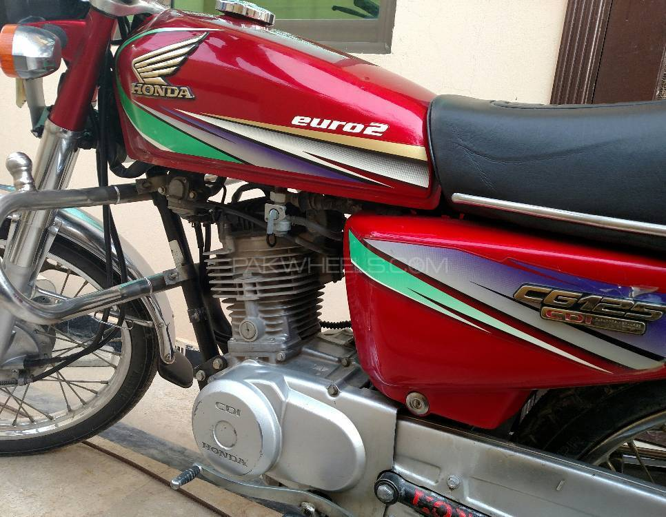 Honda CG 125 2012 Image-1