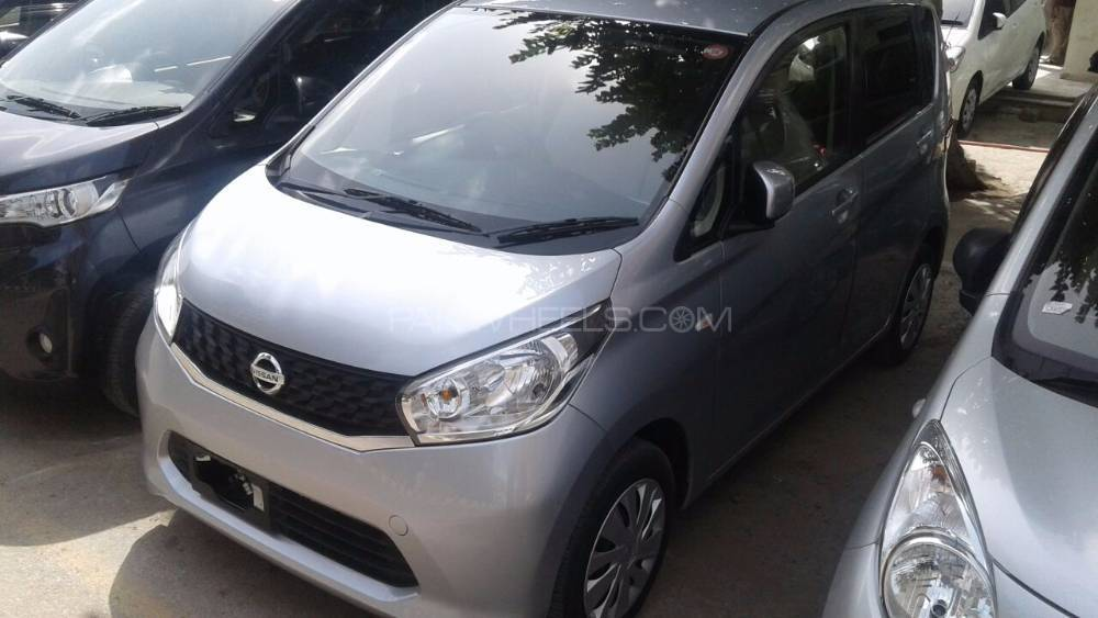 Nissan Dayz 2013 Image-1