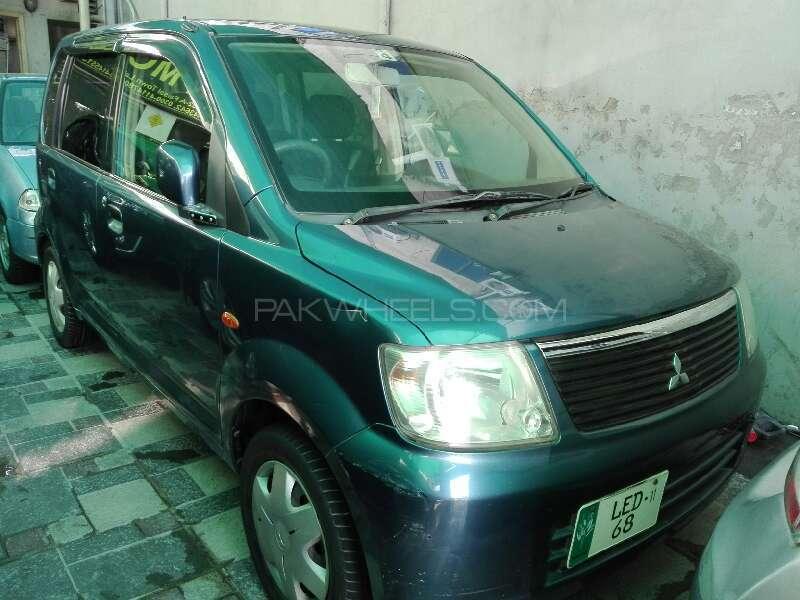 Mitsubishi Ek Wagon 2006 Image-1