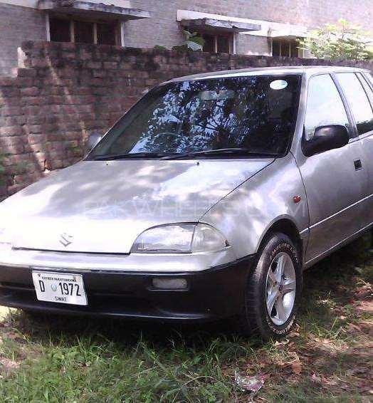 Suzuki Cultus VX 1988 Image-1