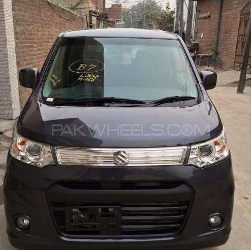 Suzuki Wagon R Stingray X 2013 Image-1