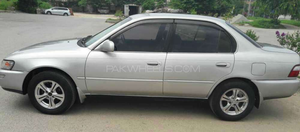 toyota corolla 1996 for sale in islamabad pakwheels. Black Bedroom Furniture Sets. Home Design Ideas
