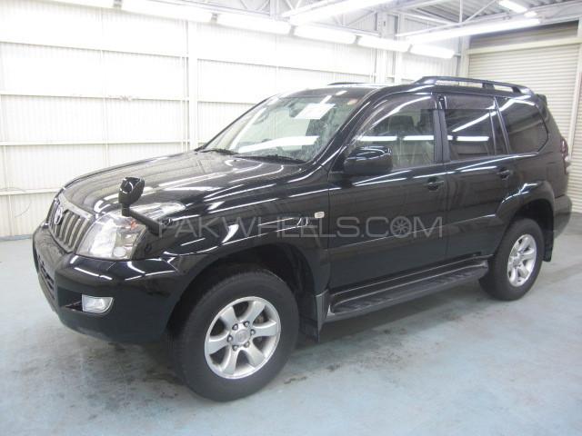 Toyota Prado TX Limited 3.4 2008 Image-1