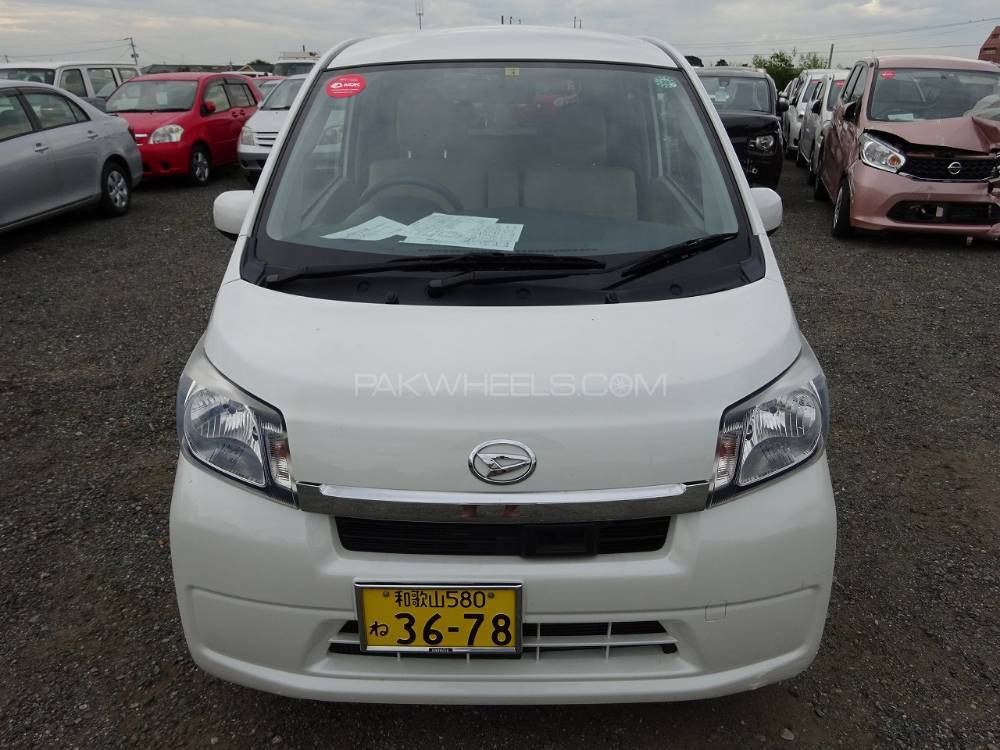 Daihatsu Move X Limited 2013 Image-1