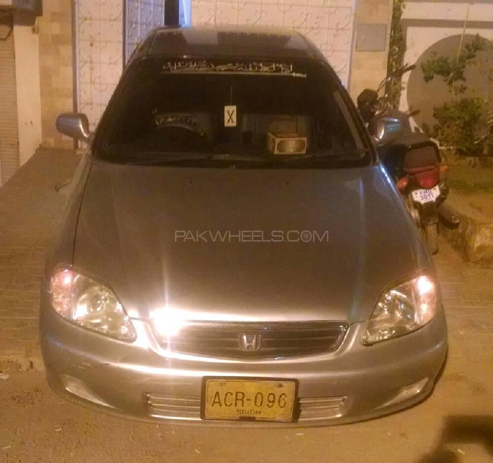 Honda Civic EXi Automatic 2000 Image-1