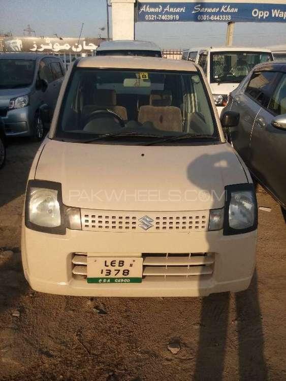 Suzuki Alto E 2007 Image-1