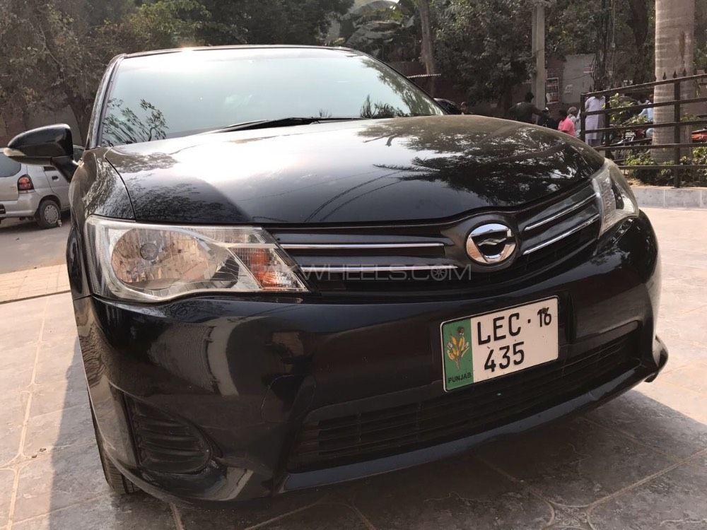 Toyota Corolla Axio 2012 Image-1
