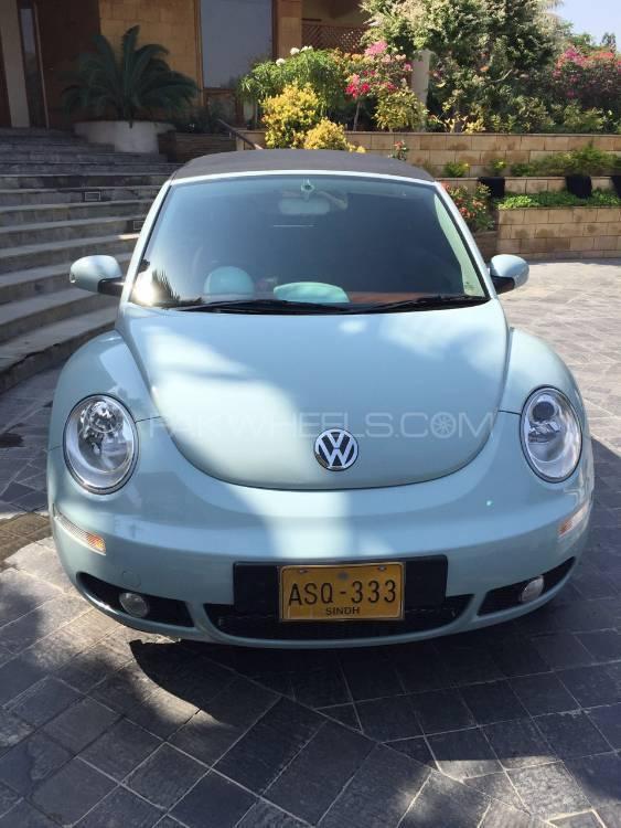 Volkswagen Beetle 1.4 2006 Image-1