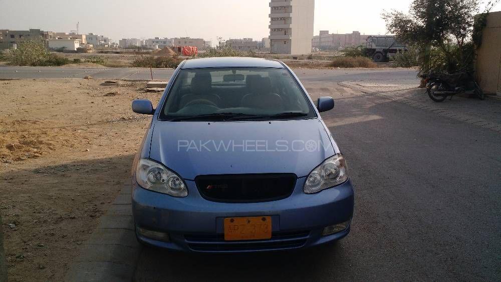 Toyota Corolla Altis Automatic 1.8 2008 Image-1