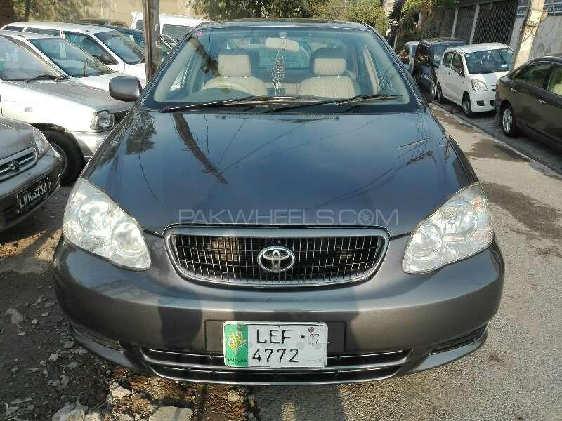 Toyota Corolla GLi 1.3 VVTi 2007 Image-1