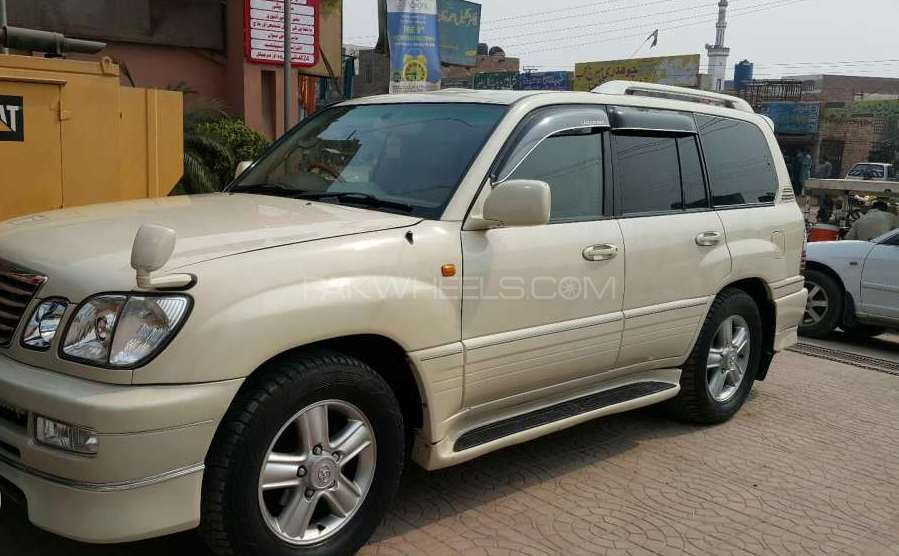 toyota land cruiser cygnus 2004 for sale in multan pakwheels. Black Bedroom Furniture Sets. Home Design Ideas