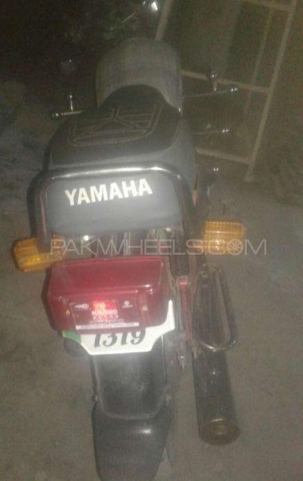 Yamaha Royale YB 100 2008 Image-1