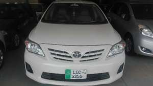 Toyota Corolla XLi VVTi 2014 for Sale in Lahore