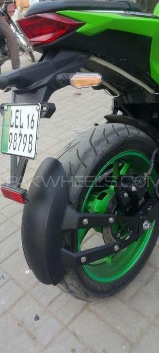 Back mudguard for any bike Image-1