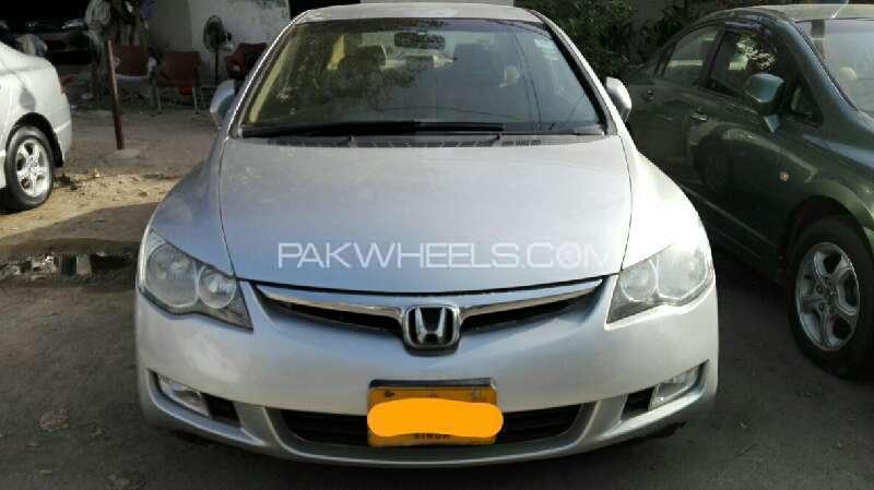 Honda Civic Hybrid MX 2006 Image-1