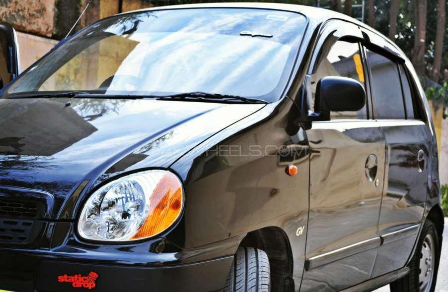 Hyundai Santro Club 2014 Image-1