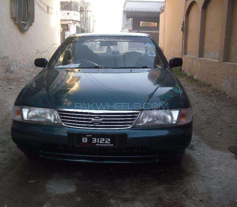 Nissan Sunny EX Saloon 1.6 1998 Image-1