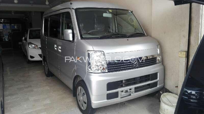 Suzuki Every Wagon JP 2013 Image-1