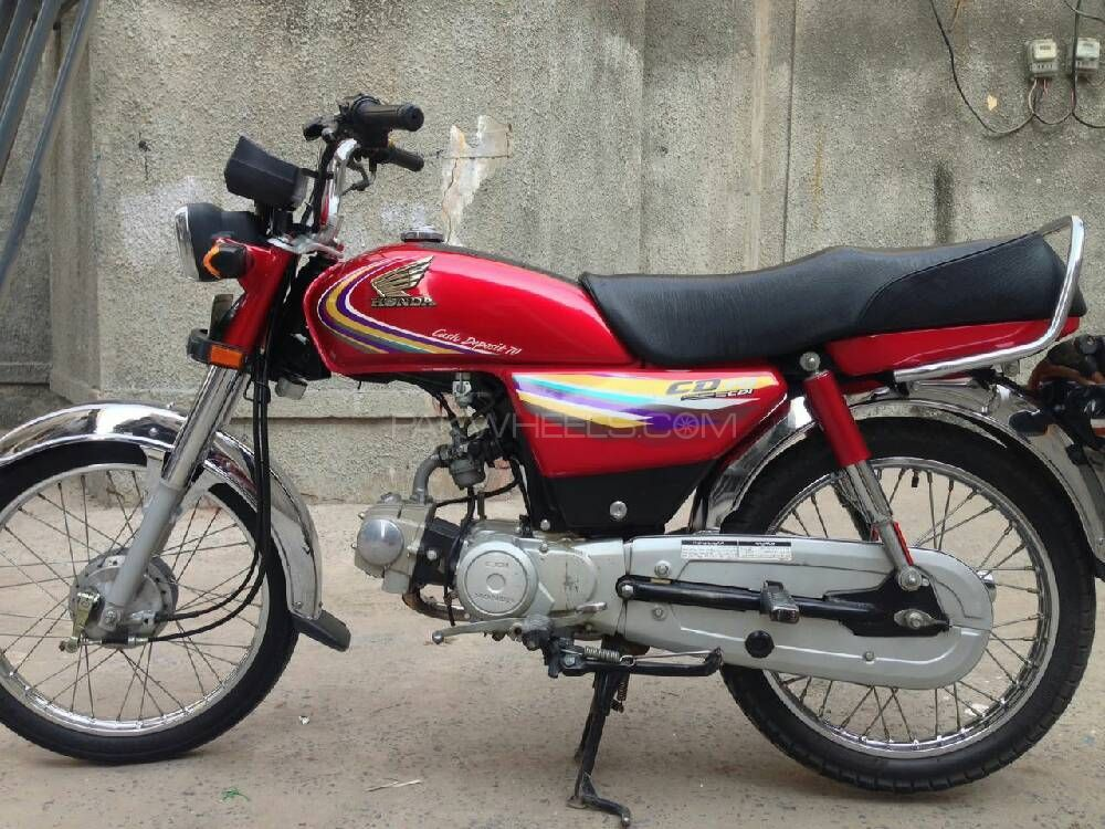 Honda CD 70 2015 Image-1
